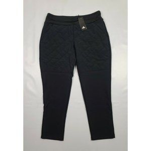 NEW Adidas Quilted Joggers Mens Pants Size Large